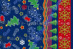 create stunning  textiles Kids prints Aztec and African prints
