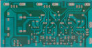 send a Stereo Amplifier PCB