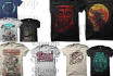 design awesome shirts and digital paintings