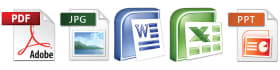 create excel and word file perfectly