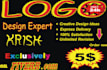 create excellent LOGO  within 23h