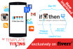 do powerful IFTTT Network Syndication for your Blog