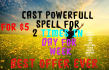 cast spell for one week