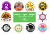 design Logo Badges Emblems Stickers Labels