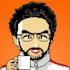 create a pixel art portrait for you