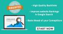 create 100 DoFollow PR2 PR7 Authorized Google Backlink