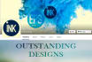design a facebook social media cover image