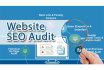 seo Audit Report and Competitor Analysis