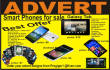 create eye catching ADVERT design for newspaper,magazine,etc