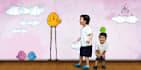 ilustrar un lindo personaje para tus niños