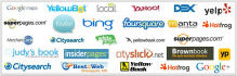 provide 10 Local Business Listing for Your Site