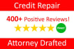 send you 20 ATTORNEY drafted credit repair letters