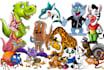create EXPRESSIVE Cartoon Animals