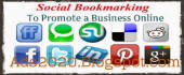 add your site to 100 Social Bookmarking sites PR4 to PR8