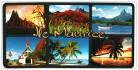 send you a beautiful random large postcard 12cmx24cm from Mauritius