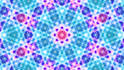 create 3 kaleidoscope pattern with colors of your choosing