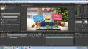 do cool Christmas theme video intro