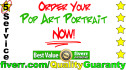 draw your RETRO Pop Art Cartoon Caricature Portrait, in my own style, Best Value