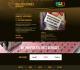create single page HTML website