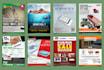 design classy flyer, postcard, brochure, leaflet, banner