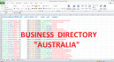 deliver You 200000 Australian  VERIFIED Business Database