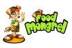 design cute PET cartoon fun mascot logo for you