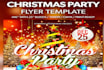 design AMAZING flyer christmas ,poster, brochure, card and roll up