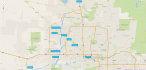 add a custom google map on your website