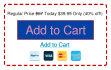 design add to cart button