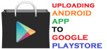integrate ad mob  with uploading on playstore