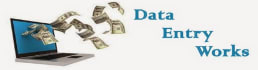 do any type of data entry work within 3 hours