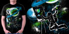 make Awesome Tshirt Design For You
