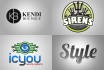 design a Professional business logo