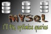 a PHP and MySQL  work according  to your demands