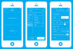 do wireframe for mobile app iphone and android