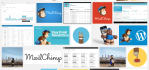 create a responsive getresponse and mailchimp for you business