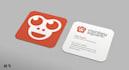design amazing 2x2 business card