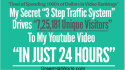 drive GOOD traffic to your YouTube video channel