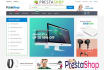 design, Develop and install PrestaShop eCommerce