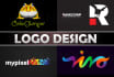 do 2d or 3d LOGO