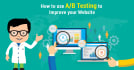 do manual and automated testing of your site and application