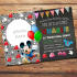 design a BEAUTIFUL invitation for birthday party
