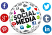 promote your website and link on social media marketing