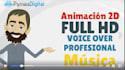 crear un increible video Animado