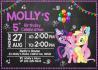design you a kids themed birthday invitation printable card