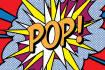 draw CLASSIC pop art portrait