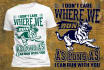 do Trendy T shirt Design within 24hrs