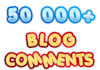 build MASSIVE 50 000 blog comments with full report and pinging