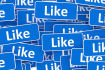 give 400 Real   Facebook likes to your fanpage or post