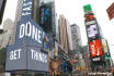 advertise your brand or message in New York City